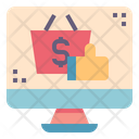 Shopping Recomendation Icon
