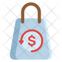 Shopping Refund Payment Refund Chargeback Icon