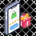 Buy Now Shopping Reviews Shopping Feedback Icon