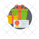 Shopping Rewards Shopping Gifts Hampers Icon