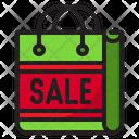 Bag Sale Shopping Icon