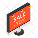 Shopping Sale Shopping Discount Online Sale Icon