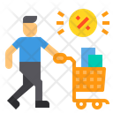 Shopping Sale Discount Sale Shopping Icon