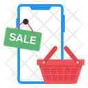 Shopping Sale Icon