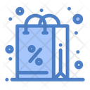 Discount Gift Purchases Icon