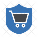 Shopping Security Security Shield Icon