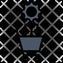Service Maintenance Shopping Icon