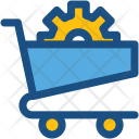 Shopping Setting Icon