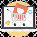 Shopping Site Icon