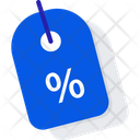 Shopping Tag Price Tag Discount Tag Icon