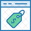Shopping Tag Price Tag Price Label Icon