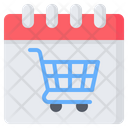 Shopping Time Day Icon