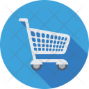 Shopping Trolley Ecommerce Icon