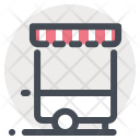 Shopping truck Icon