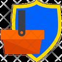 Shopping Warranty Guarantee Secure Shopping Icon