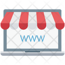 Shopping Website Icon
