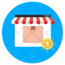 Web Shopping Online Shopping Shopping Website Icon