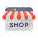Shopping Website Online Shop Online Store Icon