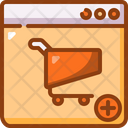 Shopping Website Online Shopping Ecommerce Icon