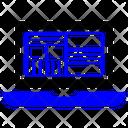 Ecommerce Website Shop Icon