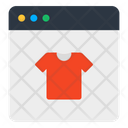 Online Shopping Online Purchase Ecommerce Icon