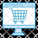 Shopping website Icon