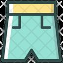 Short Underwear Beach Icon