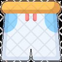 Short Pant Apparel Icon