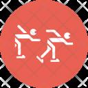 Short Track Speed Icon