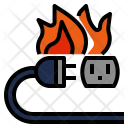 Short Circuit Icon