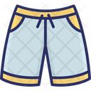 Short Pant Clothing Pants Icon