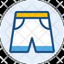 Short Pants Pants Shorts Icon