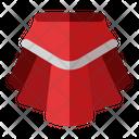 Short Skirt Skirt Clothing Icon