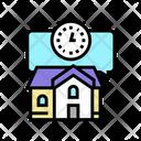 Short Term Rent Icon