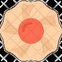 Shortbread Icon