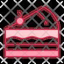 Cake Shortcake Confectionery Icon