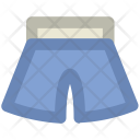 Shorts Breeches Woman Icon