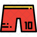 Shorts Sport Game Icon