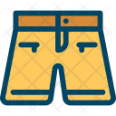 Shorts Wear Clothes Icon