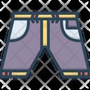 Shorts Pants Briefing Icon