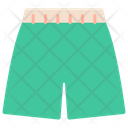 Pants Short Casual Icon