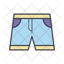 Shorts Color Icon