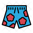 Swimming Trunk Travel Icon