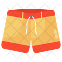 Shorts Boxers Knickers Icon