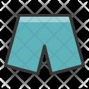 Shorts Boxer Underwear Icon