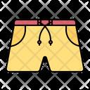 Shorts Pants Trunks Icon