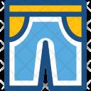 Shorts Bermuda Short Icon