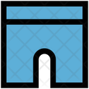 Shorts Boxer Knickers Icon