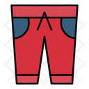 Shorts Briefs Man Icon