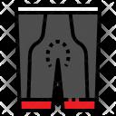 Shorts Pants Bicycle Icon